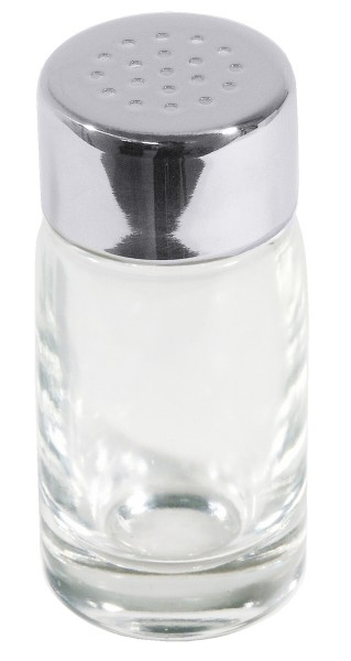Ersatzstreuer Salz mit Kappe zu Menage Salz/Pfeffer
