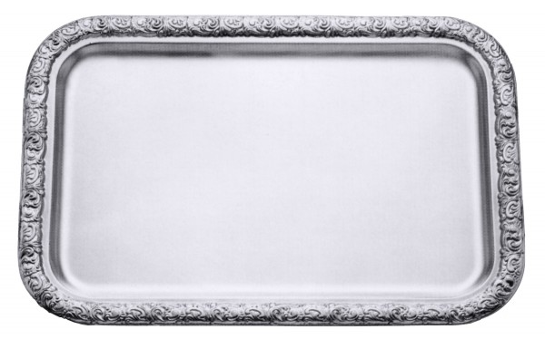 Contacto Tablett, rechteckig 48,5 cm