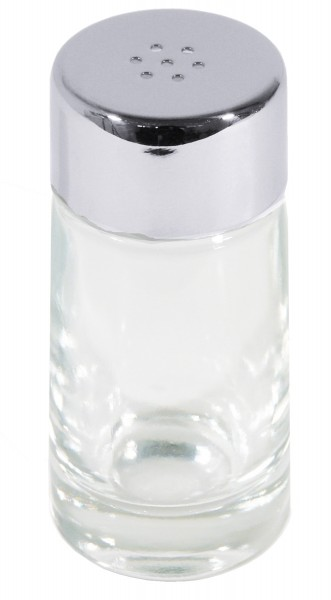 Ersatzstreuer Pfeffer mit Kappe zu Menage Salz/Pfeffer