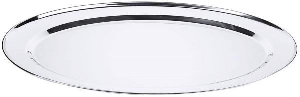 Bratenplatte, oval, flach 66 cm