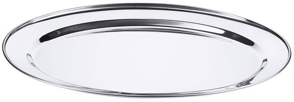 Bratenplatte, oval, flach 50 cm