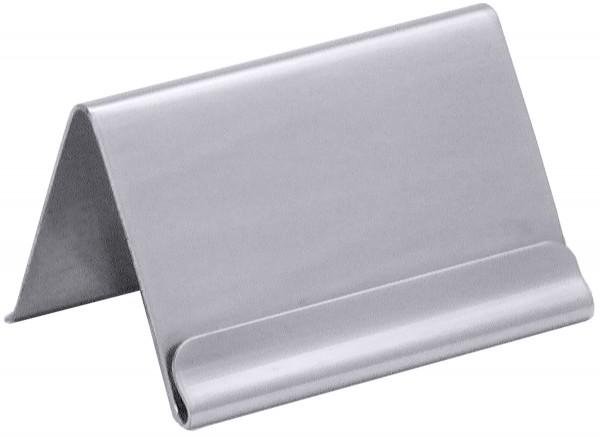 Kartenhalter für Karten bis zu 6,2 x 5,0 cm