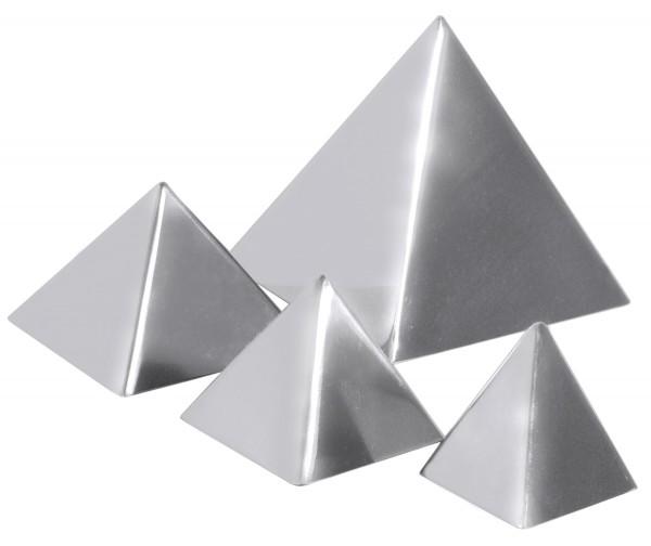 Pyramidenform 4 cm
