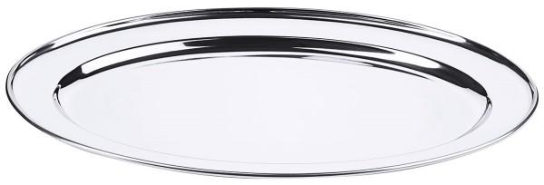 Bratenplatte, oval, flach 40 cm