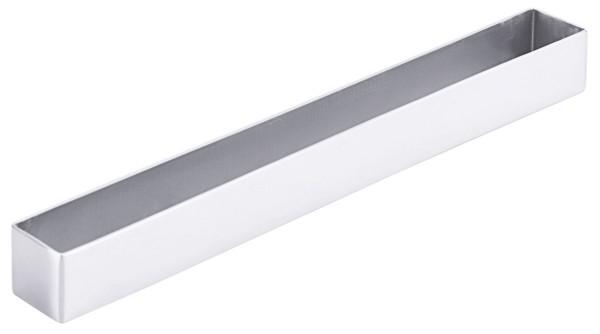Schaumspeisenform, rechteckig 20 cm x 2 cm