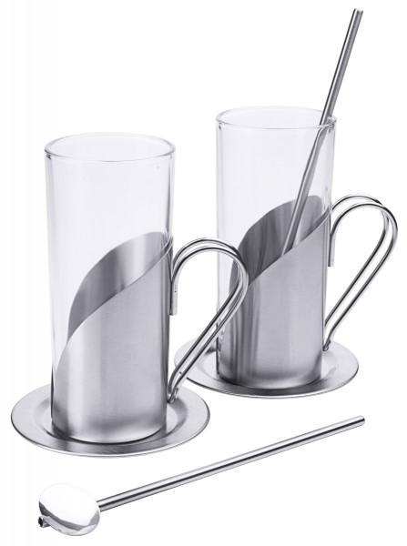 Irish Coffee Gläser-Set (Preis und Verpackung à 2 Stück)