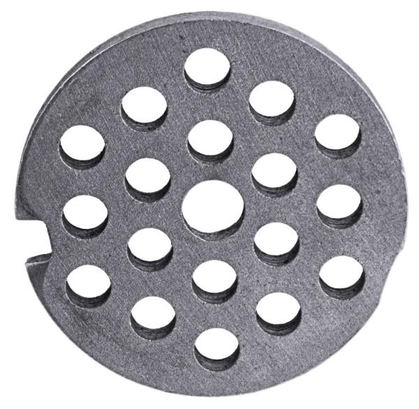 Zusatz-Lochscheibe 6 mm für Fleischwolf Größe 5