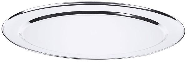 Bratenplatte, oval, flach 60,5 cm