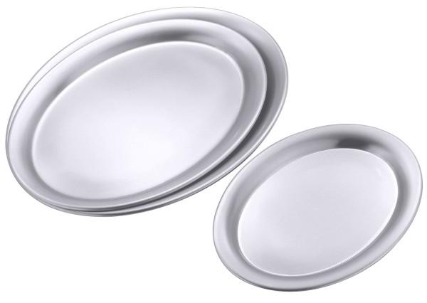 Serviertablett, oval 28,5 cm