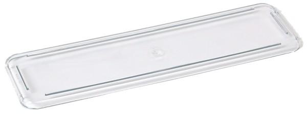 Deckel aus transparentem SAN zu Zutatenbehälter