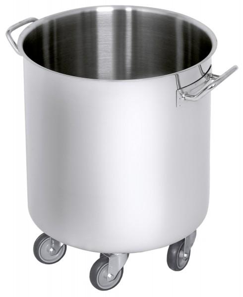 Abfallbehälter auf Rollen 50 l
