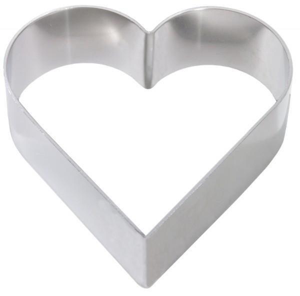 Tortenring, Herzform