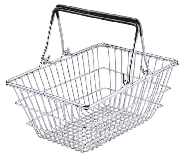 Mini-Einkaufskorb 17,5 cm