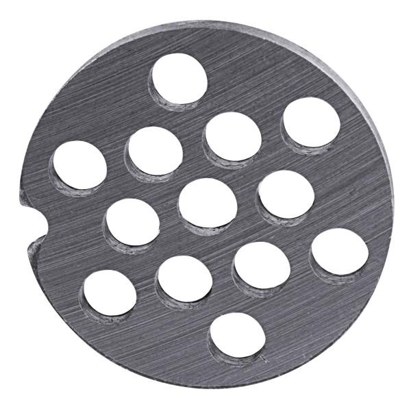 Zusatz-Lochscheibe 8 mm für Fleischwolf Größe 5