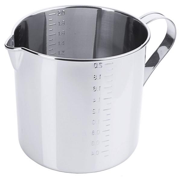 Messbecher, zylindrisch 2,1 l
