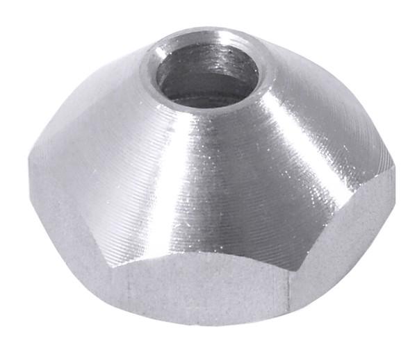 Ersatzschraube mit 6 mm Durchlass für Fondant-/Likörtrichter