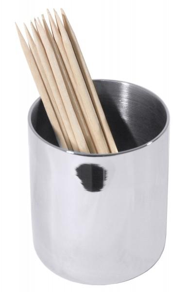 Ersatzbehälter Zahnstocher zu Menage Salz/Pfeffer, Zahnstocher