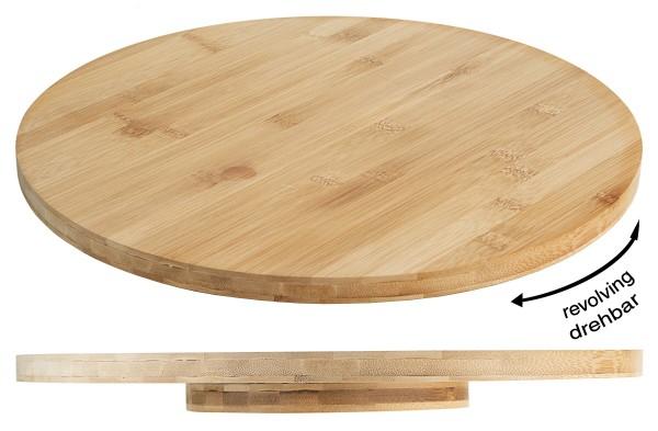 Holzplatte, drehbar 35 cm